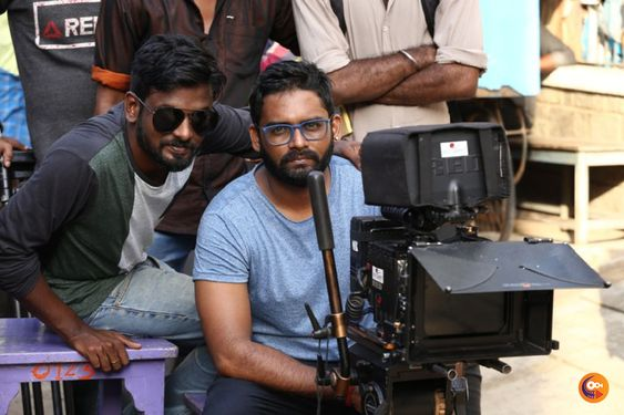 '46' Tamil Movie working Stills