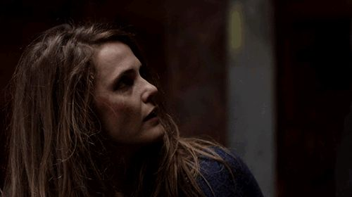 Pin for Later: 18 Stars Who Reinvented Themselves on the Small Screen  In a complete 180, Keri Russell plays a Russian spy on The Americans. The series has received wide acclaim and just got renewed for a third season.