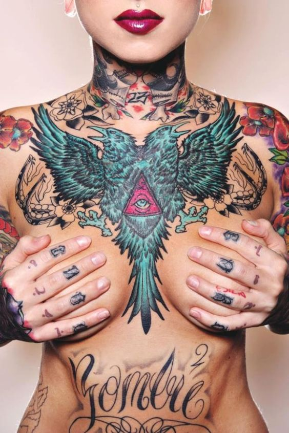 Sociology and tattooing the human body?