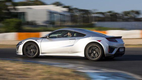 Nippon-Renner vs. Ferrari und Co.: Honda NSX - zurück in der Champions-League