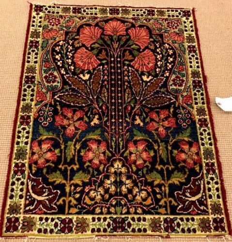 An Attractive Kermani Rug Ebay Rugs Antique Carpets Simple Carpets