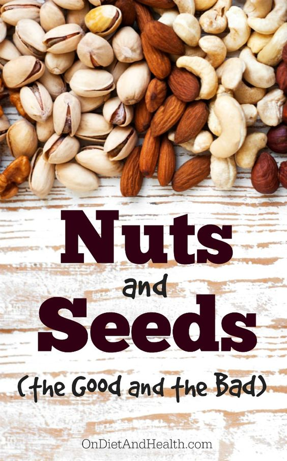 The good and the bad about nuts and seeds on a #paleo # ...