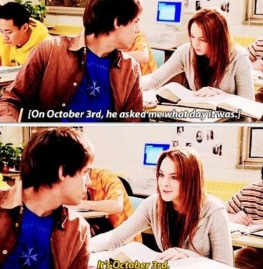 Happy MeanGirls Day