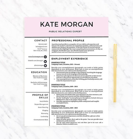 Best Professional Resume Template  resume   examples    best     Resume and Resume Templates   best free resume templates download for freshers   Best       professional resume