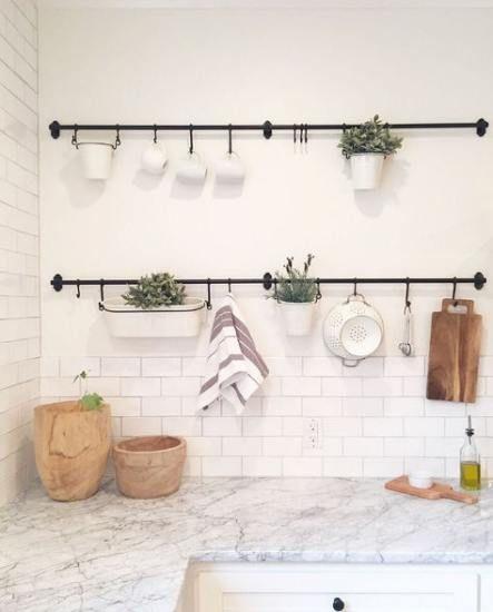 Kitchen Wall Decored Ideas Ikea 46 Ideas Kitchen Wall Storage Kitchen Wall Hangings Kitchen Hooks