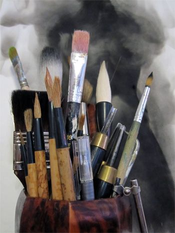 B|P Art is me and my tools: