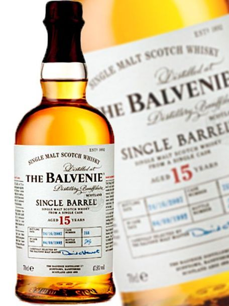 Balvenie 15 YO Single Barell