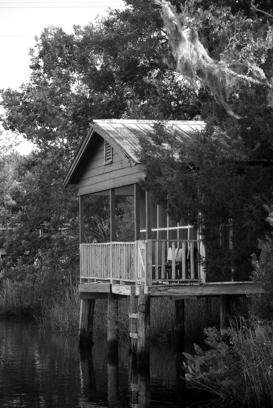 Fishing camps in the lowcountry were once a way of life for Fish camp hilton head