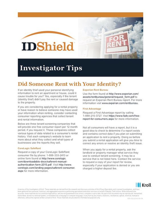 Pin by Cathy Pérez on IDShield Pinterest - check request form