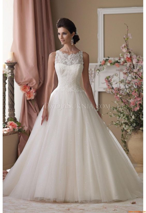 Vestidos de noiva Mon Cheri 114273 Isabel David Tutera 2014
