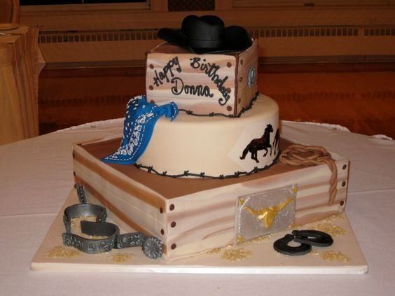 western themed wedding cakes pictures western theme birthday cake cowboys amp westerns birthday 27019