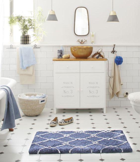 25+ beste ideeën over Badematten set op Pinterest - Ikea online - badezimmerzubehör ohne bohren