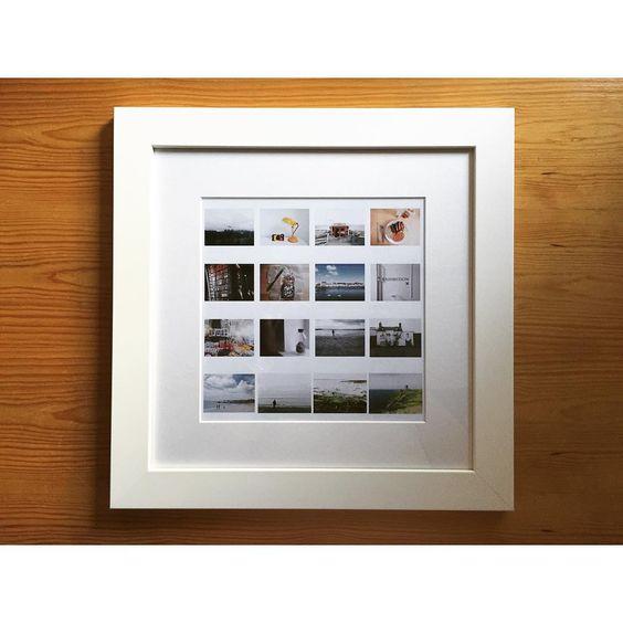 Llegaron mis fotitos de Irlanda enmarcadas  Thanks so much @inkifi_instagram  #inkifi #ireland #july #pics