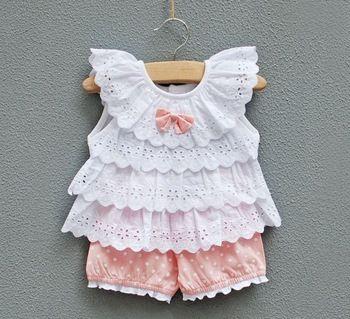newborn baby girl summer clothes