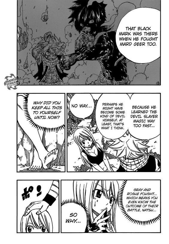 Fairy Tail - Chapter 426 - 8