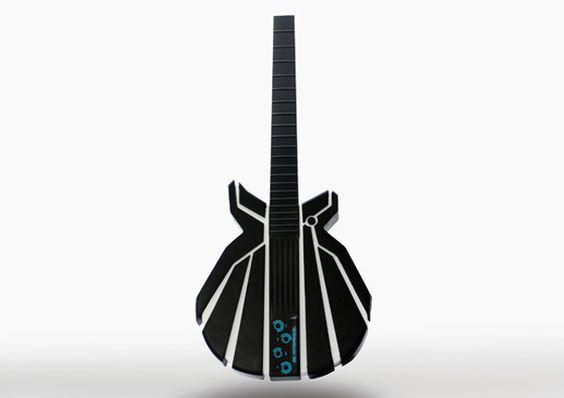 Digital Guitar (Anton Weichselbraun)