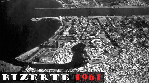 La Tunisie 1961: Siège de Bizerte - Base Militaire