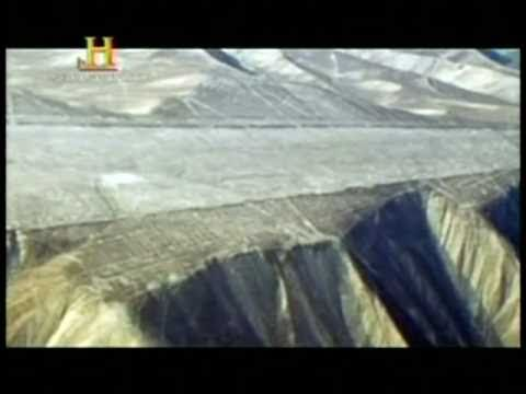 As Linhas de Nazca no Perú