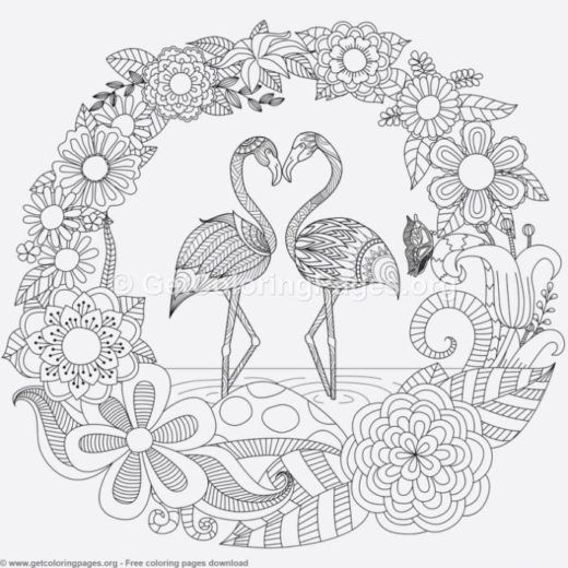 Animal Page 4 Getcoloringpages Org Bird Coloring Pages Flamingo Coloring Page Animal Coloring Pages