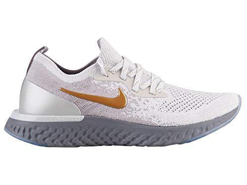 Jarra Canberra Presunción  Nike Women's Epic React Flyknit Running Shoes (7, Grey/Go... https://www. amazon.com/dp/B07JYY493R/ref=cm_sw_r_pi_dp_U_x_O7lW…   Nike flyknit women, Nike  women, Nike