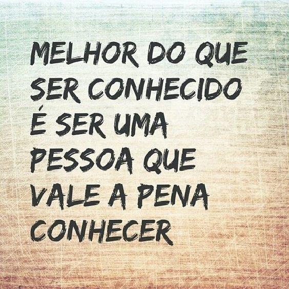 Post  Fala Sério!   : REFLEXÃO DO DIA !: