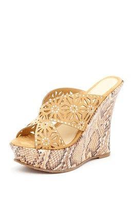 Chic Summer  Wedges  Sandals