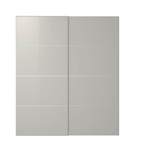 Pax Closet System Sliding Doors Ikea In 2020 Sliding Doors Ikea Closet System
