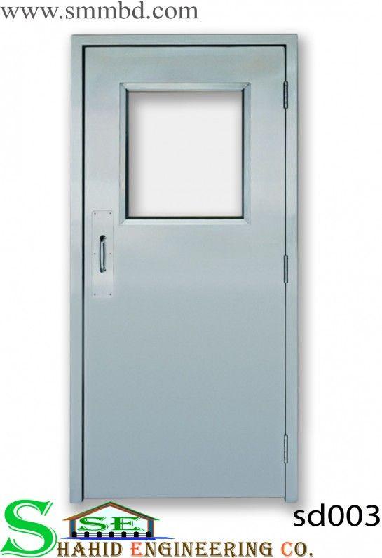 New Steel Door 004 Smmbdstore Com Steel Doors Hollow Metal Doors Metal Door