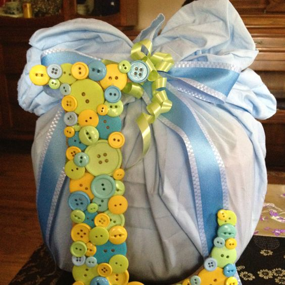 Baby Shower Favors At Hobby Lobby ~ Baby shower gift ed crib sheets to wrap the present