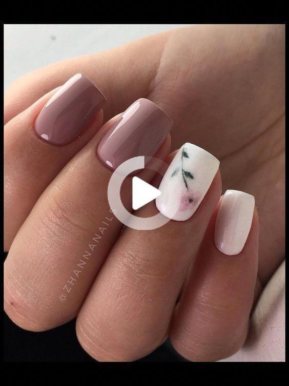 Diy Spring Nail Designs For Short Nails Diy Cuteness