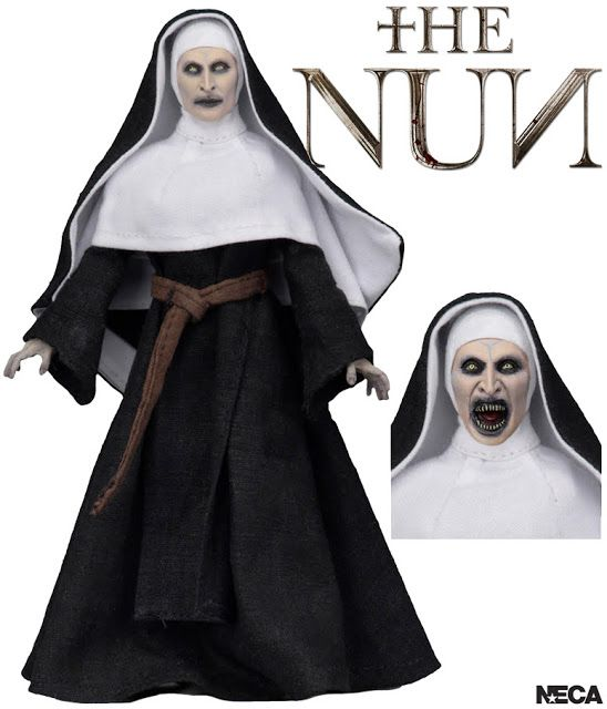 The Nun Valak Invocacao Do Mal The Conjuring Filme Halloween