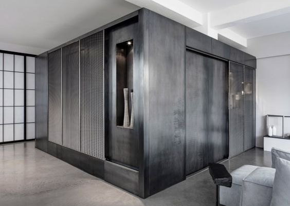 Transformation d'un entrepôt en appartement par APA London - Journal du Design