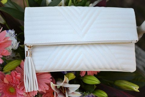 Blanc Chic Bag – Winsome Hanger
