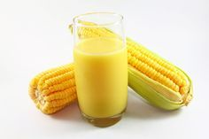 Suco de milho-verde