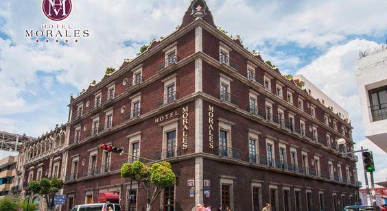HOTEL|メキシコ・グアダラハラのホテル>ダウンタウン中心部>ホテル モラレス ヒストリカル & コロニアル ダウンタウン コア(Hotel Morales Historical & Colonial Downtown core)