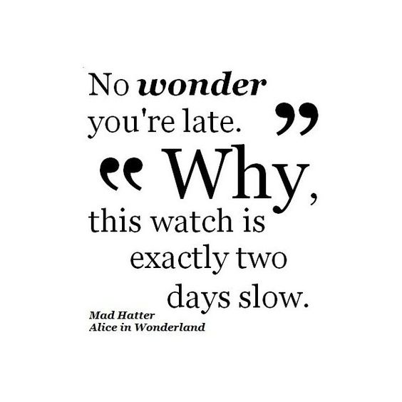 Alice In Wonderland Quotes And Sayings: Alice In Wonderland, Quotes