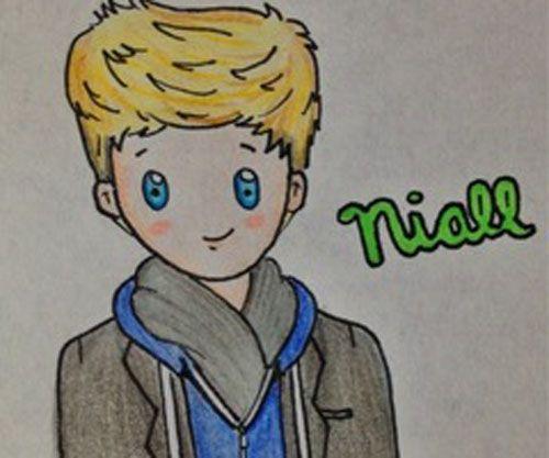 Niall Horan <3 lindo demais