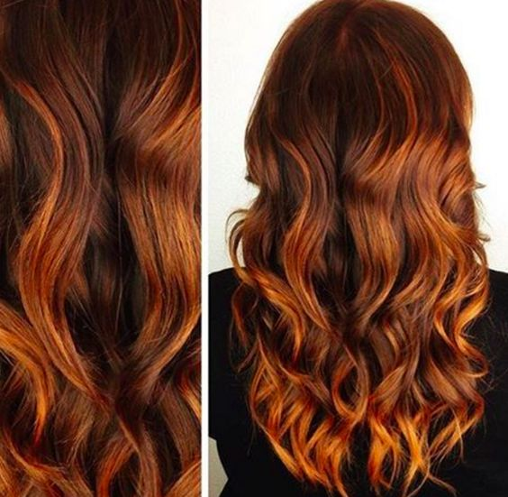http://www.revelist.com/hair/pumpkin-spice-obsession/4634/Honey highlights and cinnamon colored ombres for dayz./1/#/1