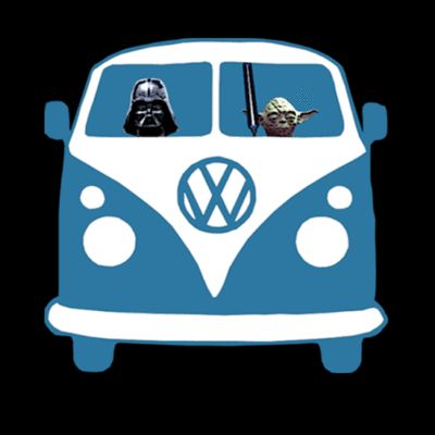 Volkswagen + Star Wars = FUN!