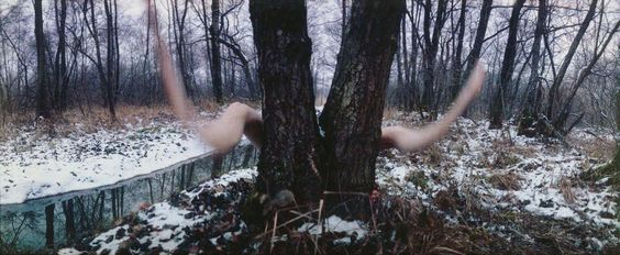 Fleeting Portraits Of The Body In Nature By Frédéric Fontenoy – iGNANT.de