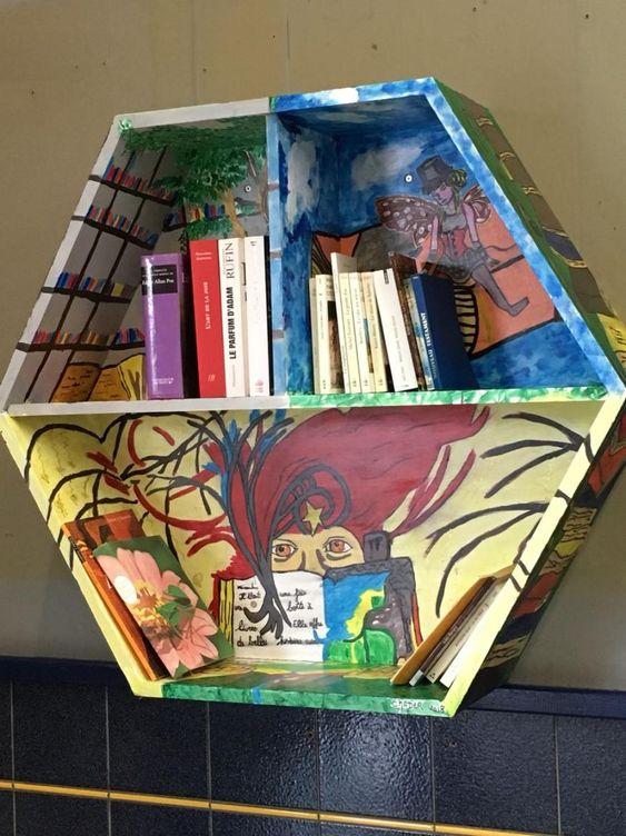 Boite à livres Marche en Famenne Marloie 2