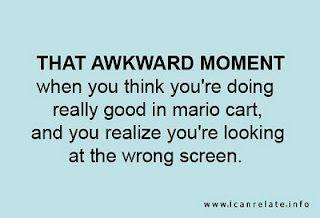 always happens to me! :)