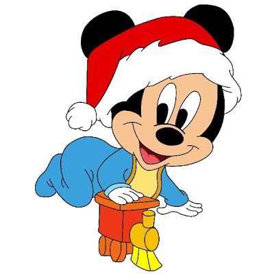 Disney Baby - Christmas Clip Art Images: