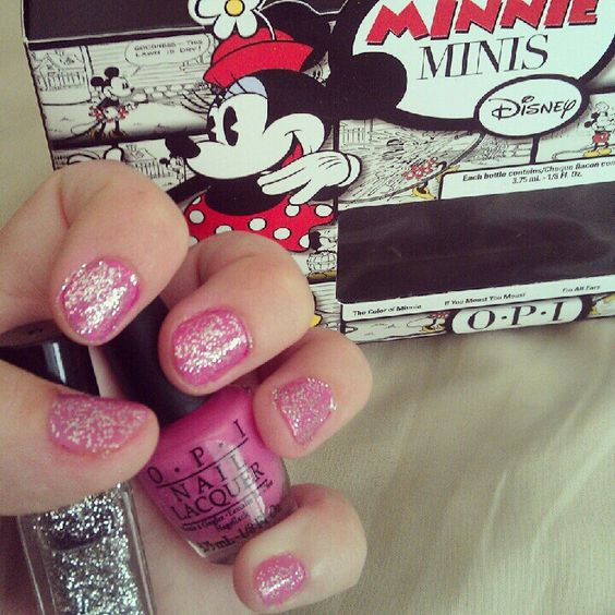Another Minnie day.
