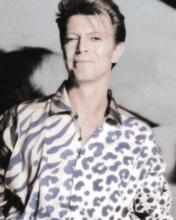 「RIP David Bowie...」
