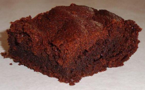 carb free brownie