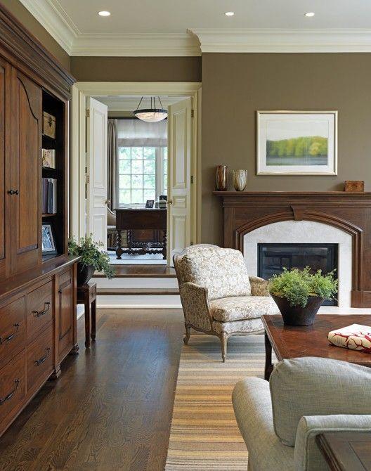 Colors Room Paint Interiors Luxury Moldings Interior Design Woodwork