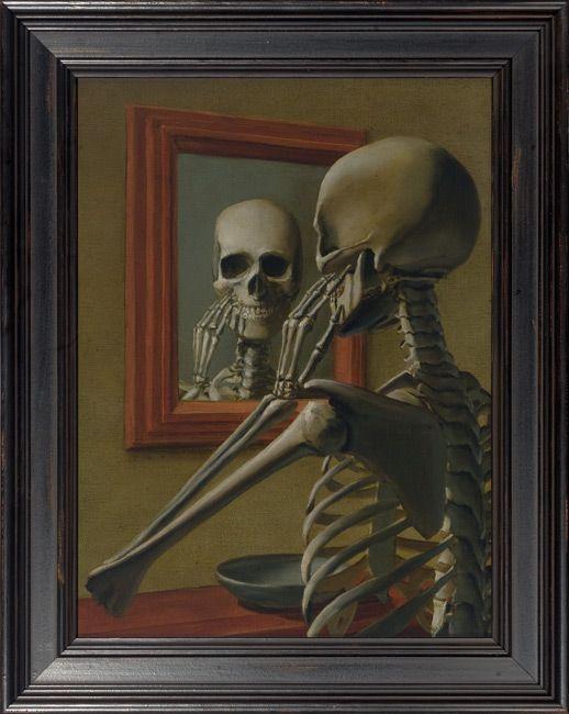 ' Stranger in the mirror '