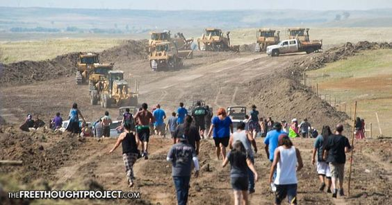 Dakota Access Pipeline construction crews deliberately destroyed sacred sites twice over the weekend, even after attacks on protesters sparked outrage.