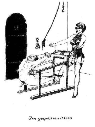 Mistress – FemDom Artwork - Cartoon